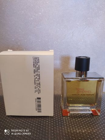 Духи Hermes Terre d'Hermes парфюм, Оригинал!!!