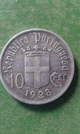 moedas muito antigas