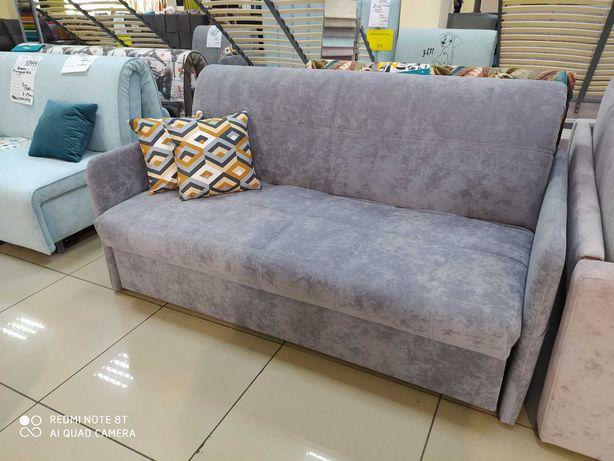 Маленький диван кровать аккордеон 160х200