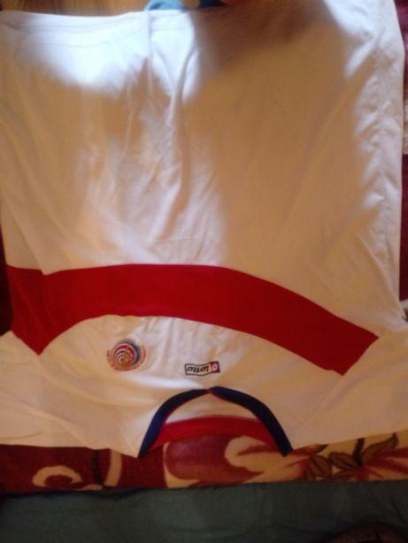 Koszulka Piłkarska Reprezentacji Kostaryki