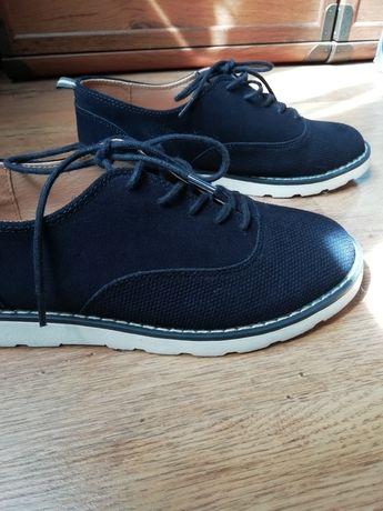 Buty chłopięce Reserved r. 36, buty komunijne