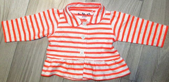 Bluza, żakiecik 5 10 15 rozmiar 62