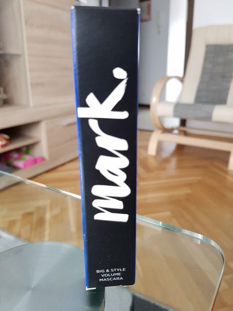 NOWY modelujący tusz do rzęs Big&Style Avon Mark mascara BLACK