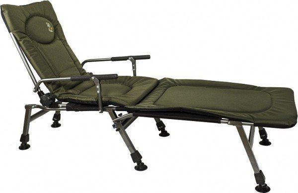 Рыболовное кресло с подставкой для ног Novator SR-2 + Pod