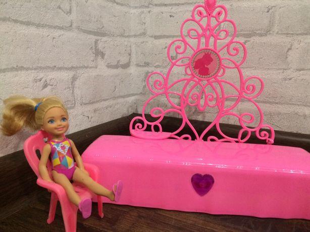 Музыкальный столик для косметики для Барби для