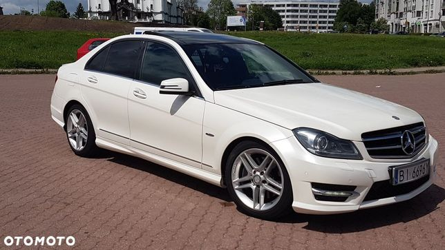 Mercedes-Benz Klasa C
