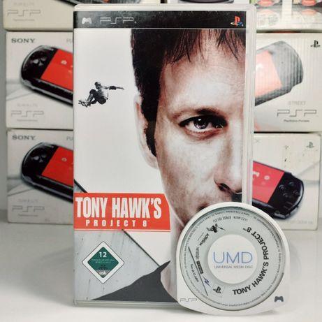 Tony Hawk's Project 8 SONY PSP #87