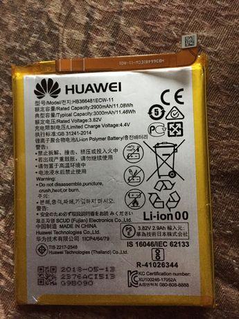 Huawei Honor 9 lite батарея і слот под сімку