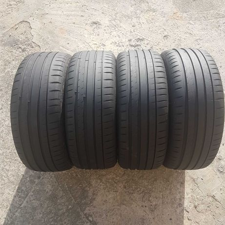Летняя резина, шины 205 45 R17 Michelin (Мишелин) 4штуки.