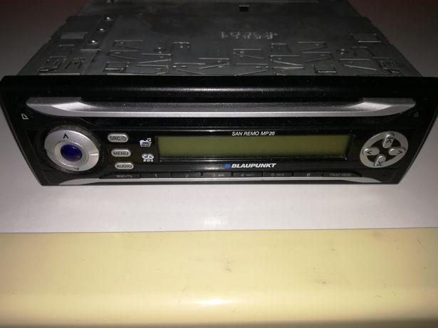 Vendo radio blaupunkt