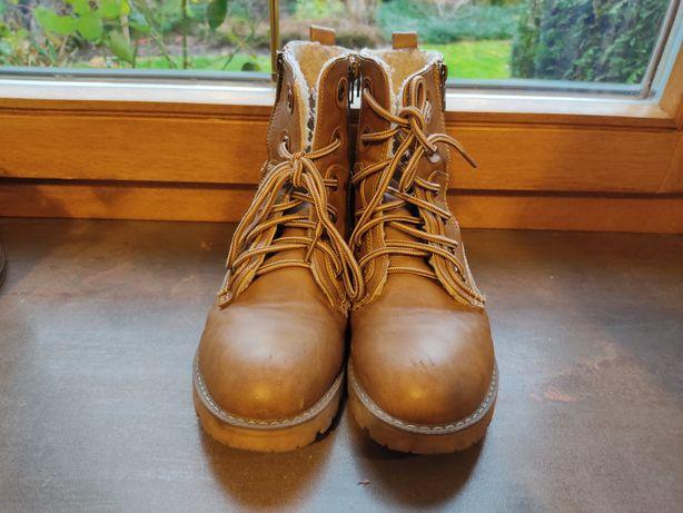 Buty chłopięce r.38 Action boy
