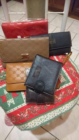 Гаманці та сумки