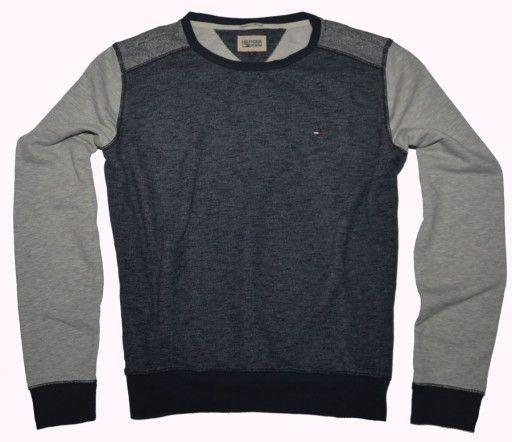 Bluza TOMMY HILFIGER XXL jeans denim