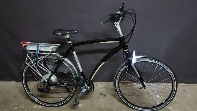 Rower elektryczny SPARTA RXS+17ah 36v!Piękna MĘSKI.Rewelacyjny rower!!