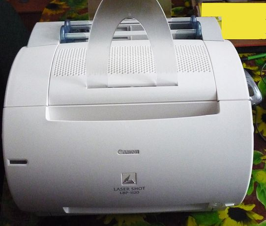 Продам принтер Canon LAZER SHOT LBP-1120.