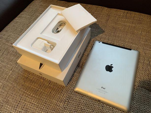 iPad 4 32GB Cellular LTE A1460 Cały zestaw Zadbany Stan BDB