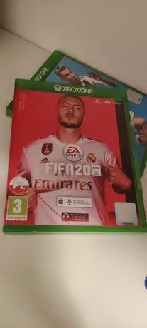 Gra Fifa 20 PL Xbox One Nowa Series X