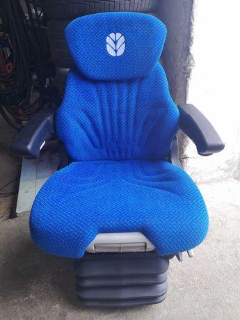 Pneumatyczny fotel siedzenie GRAMMER MSG95 New Holland Ford