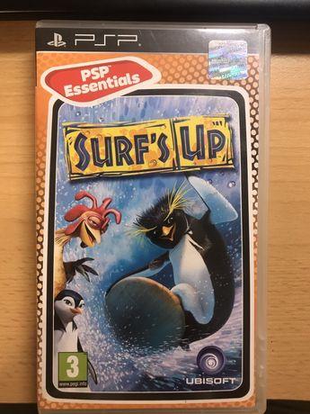 Gra na PSP Surf's up