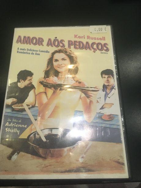 "DVD ""Waitress - Amor aos Pedaços"""