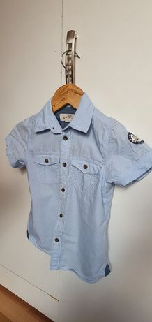 Koszula krótki rękaw H&M