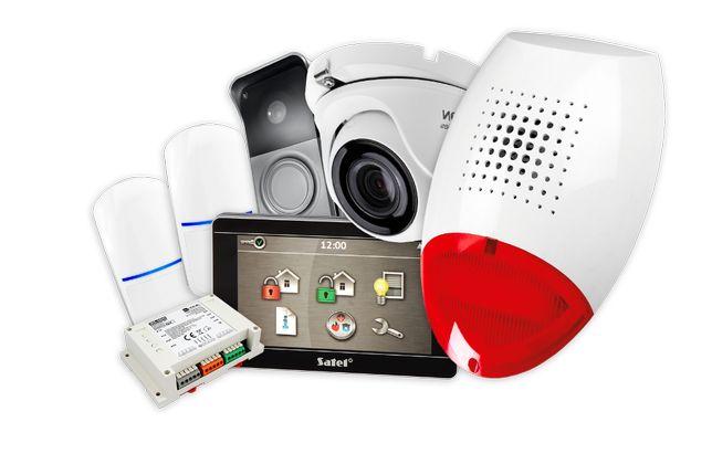 Kamery monitoringu z montażem za 2600zł do 50km od miejscowości Bytów