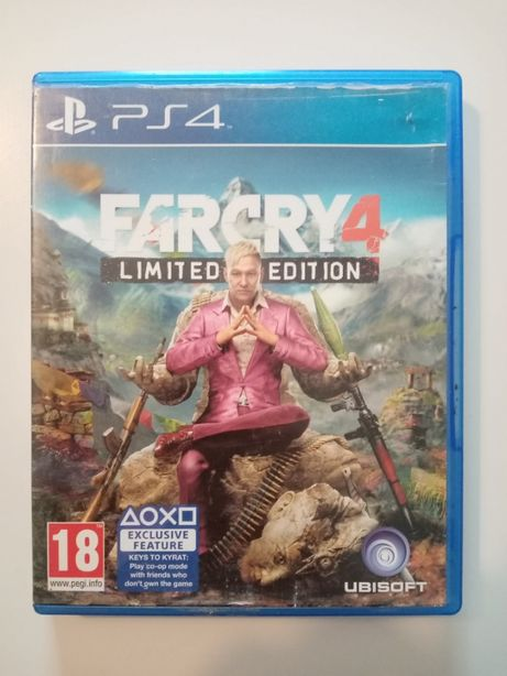Gra Far Cry 4 Limited Edition (PS4)