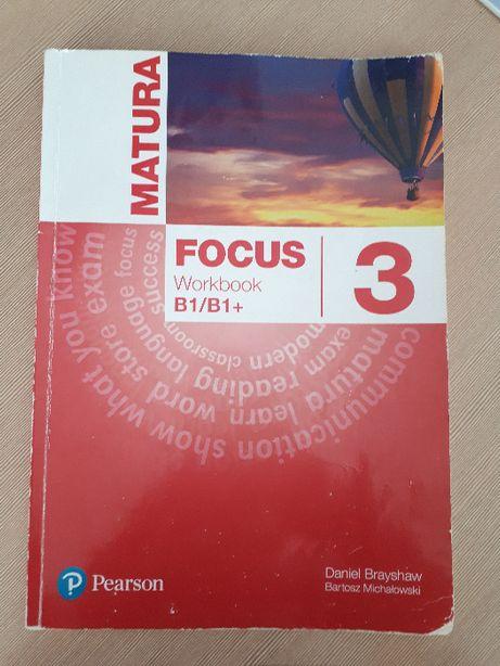 focus 3 workbook B1/B1+
