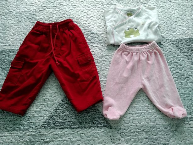 3 peças roupa menina