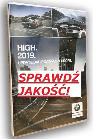 *Nawigacja Mapa BMW HIGH EUROPA 2019 E39 E46 E65 X3 X5 Z4 100% PEWNA*