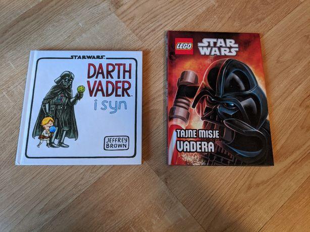 Star Wars Darth Vader Książki