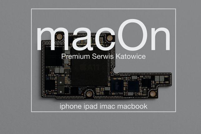 Płyta Główna, zalanie, baseband, WIFI, naprawa iPhone Serwis Apple