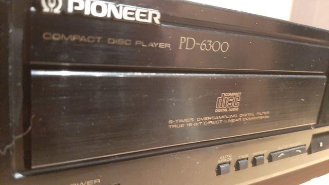 Odtwarzacz cd PIONEER PD-6300