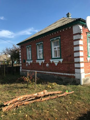Продам дом с газом в Малиновке, Чугуевский р-н Харьковская обл.