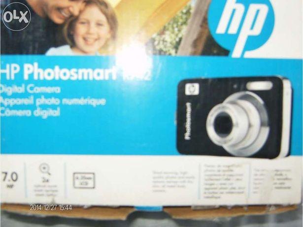M. de fotos HP R742 preta 7Mp