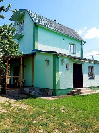 Сдам Дом сауна, бильярд, сад  Осокорки, рядом озеро, м.Славутич 3,5км