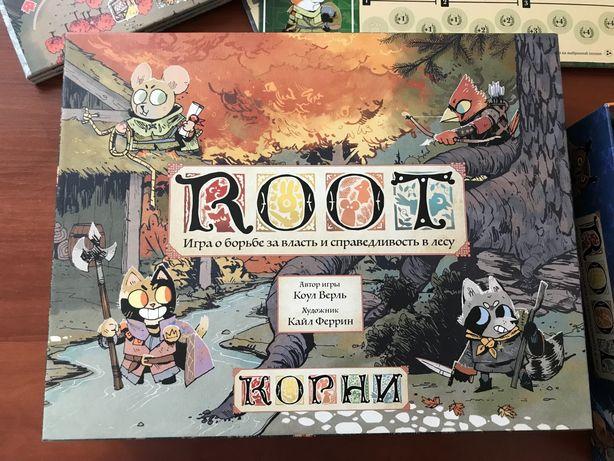 Настольная игра Root