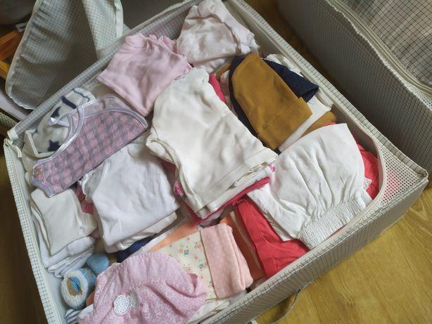 Ubranka dla dziewczynki i chłopca