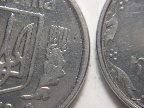Брак монет 1-2 копейки 2012 года