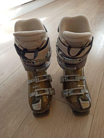 Buty narciarskie damskie Lange rozmiar 38 wkładka 240-245mm twardość70