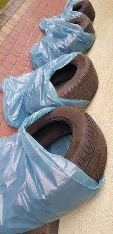 Opony całoroczne Michelin SUV