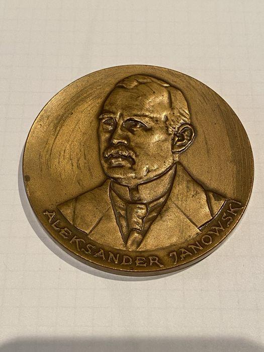 Medal Aleksander Janowski 1983. Mennica Państwowa Opole - image 1