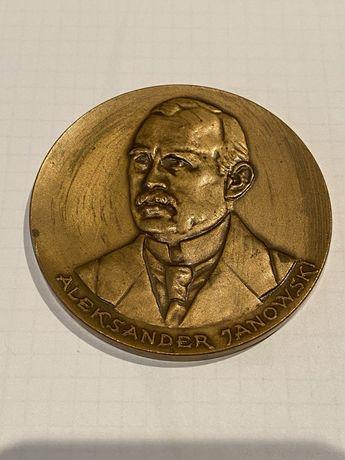 Medal Aleksander Janowski 1983. Mennica Państwowa