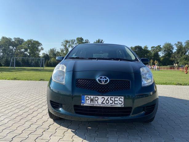 Toyota Yaris Klimatyzacja
