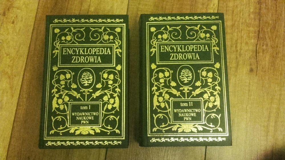 Encyklopedia Zdrowia PWN tom 1 i 2 Kozłów Biskupi - image 1