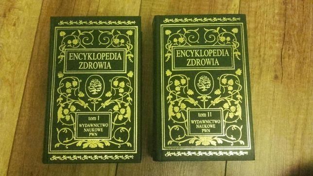Encyklopedia Zdrowia PWN tom 1 i 2