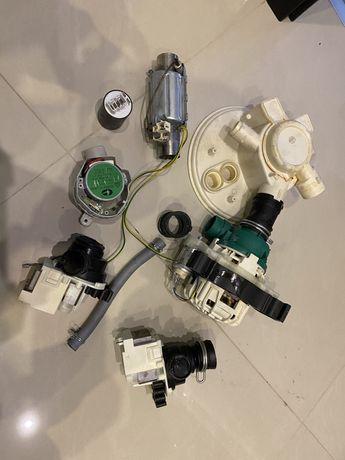 Electrolux zmywarka części elementy pompa