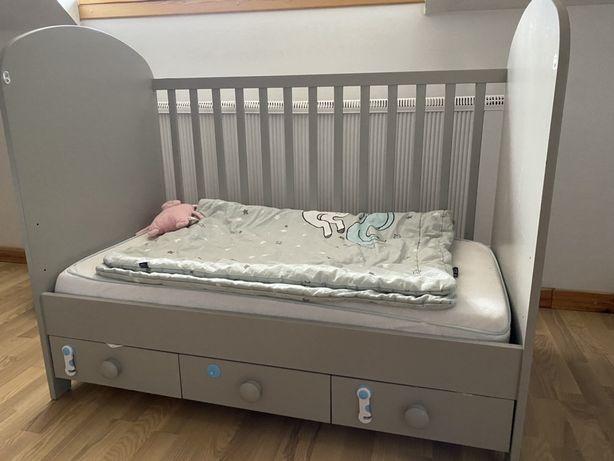 Łożeczko dziecięce Ikea Gonatt