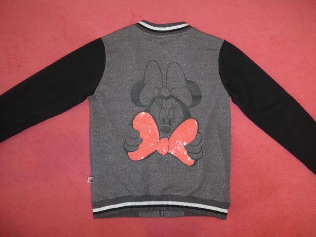 Bluza z Minnie, rozmiar 134