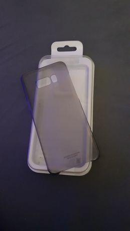 Etui Samsung clear cover Samsung galaxy s8 + plus